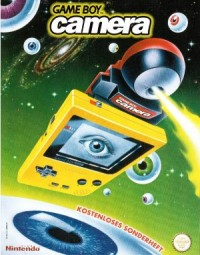 Game Boy Camera Sonderheft - Club Nintendo
