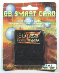 GB USB smart card