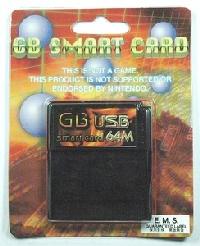 GB USB smart cart